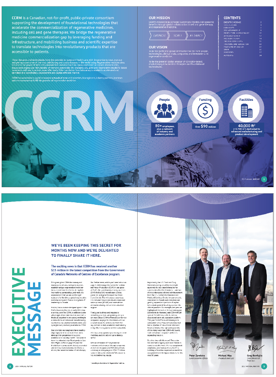 CCRM Annual Report2