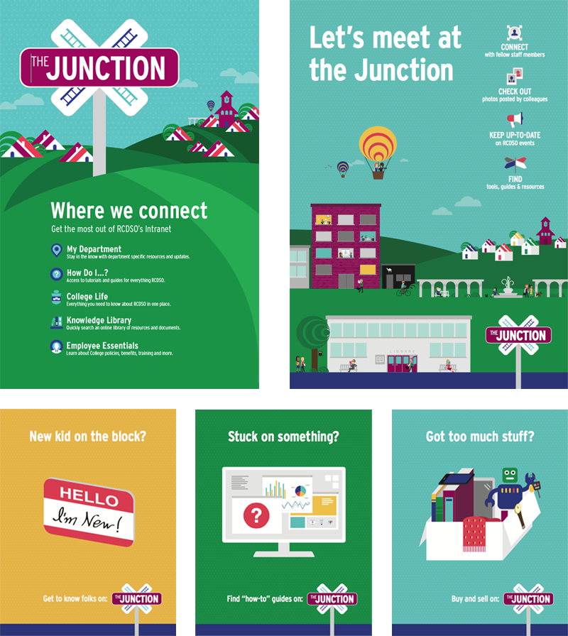 Junction Launch Promo